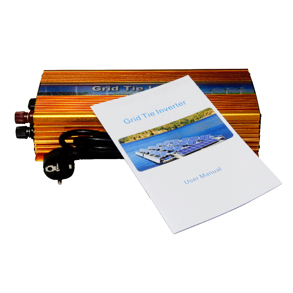 22-50VDC 1000W solar grid tie inverter with MPPT PV on Grid Inverter, Output 180-260V.50hz/60hz, For Alternative Energy(China (Mainland))