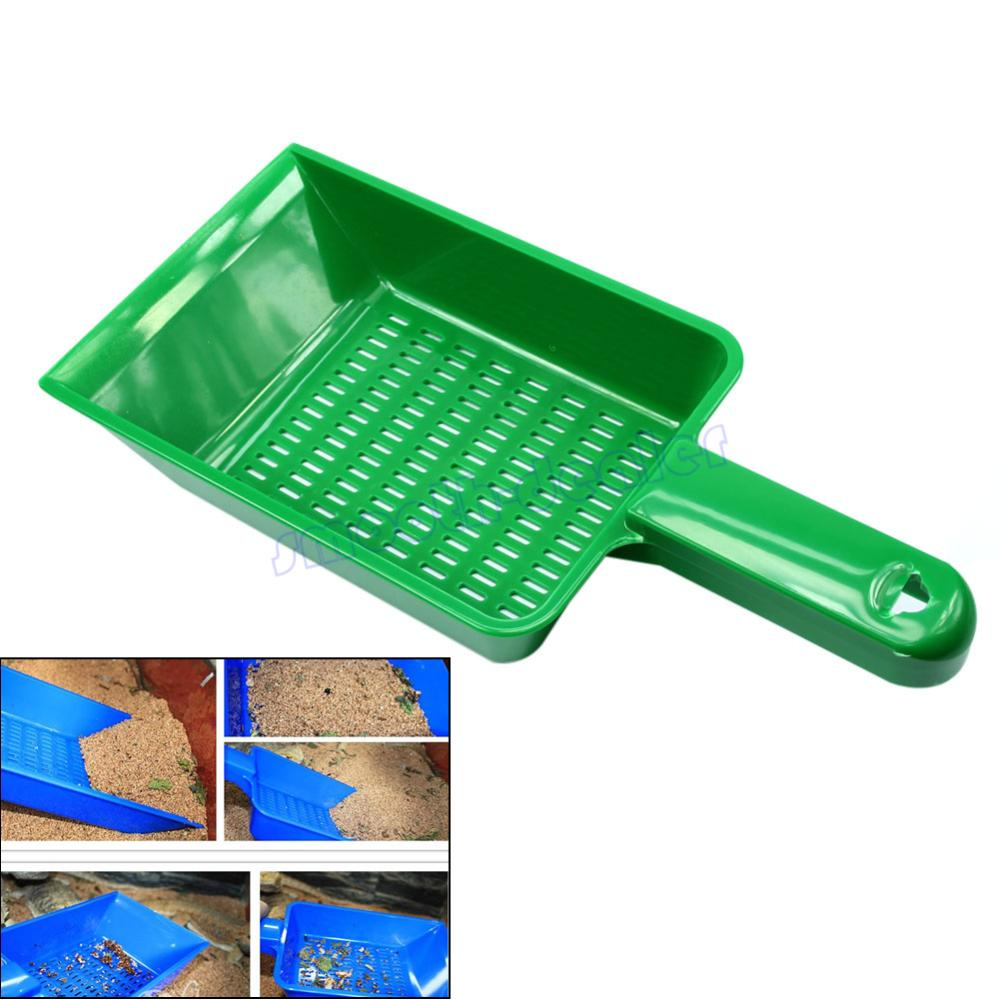 Pet Dog Cat Kitten Sand Waste Scooper Shovel Plastic Litter Scoop Cleaning Tool(China (Mainland))