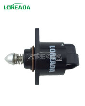 Idle Air Control Valve IAC IACV Stepper Motor 17059602 59602 93744675 AC167 fit for MEGA/OPEL/DAEWOO/CHEVROLET