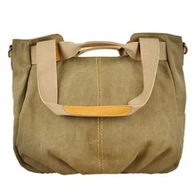 Casual canvas bag for women
