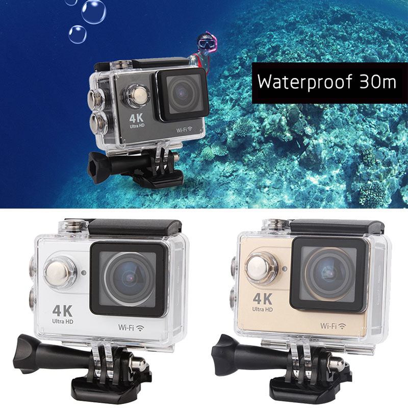 SJ5000 Wifi 4K 2.0 Sports DV Car Cam Action Camera Camcorder US Adapter<br><br>Aliexpress