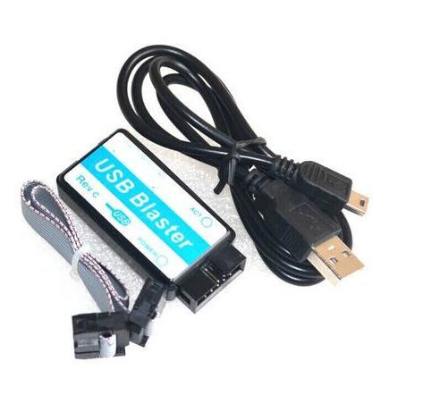 Free Shipping Best Price!! USB Blaster (ALTERA CPLD / FPGA download cable)  in stock