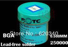 Buy Free PMTC 0.5mm Big bottle BGA Lead-Free Solder Balls 250K BGA Rework Reballing Solder Ball TS 16949 certification ) for $28.99 in AliExpress store