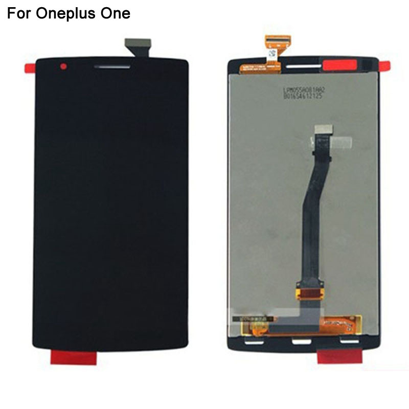 Phone Screen Replacement For OnePlus One LCD Screen With Touch Screen Digitizer Display Assembly Cell Phone 5.5inch Repair LCD