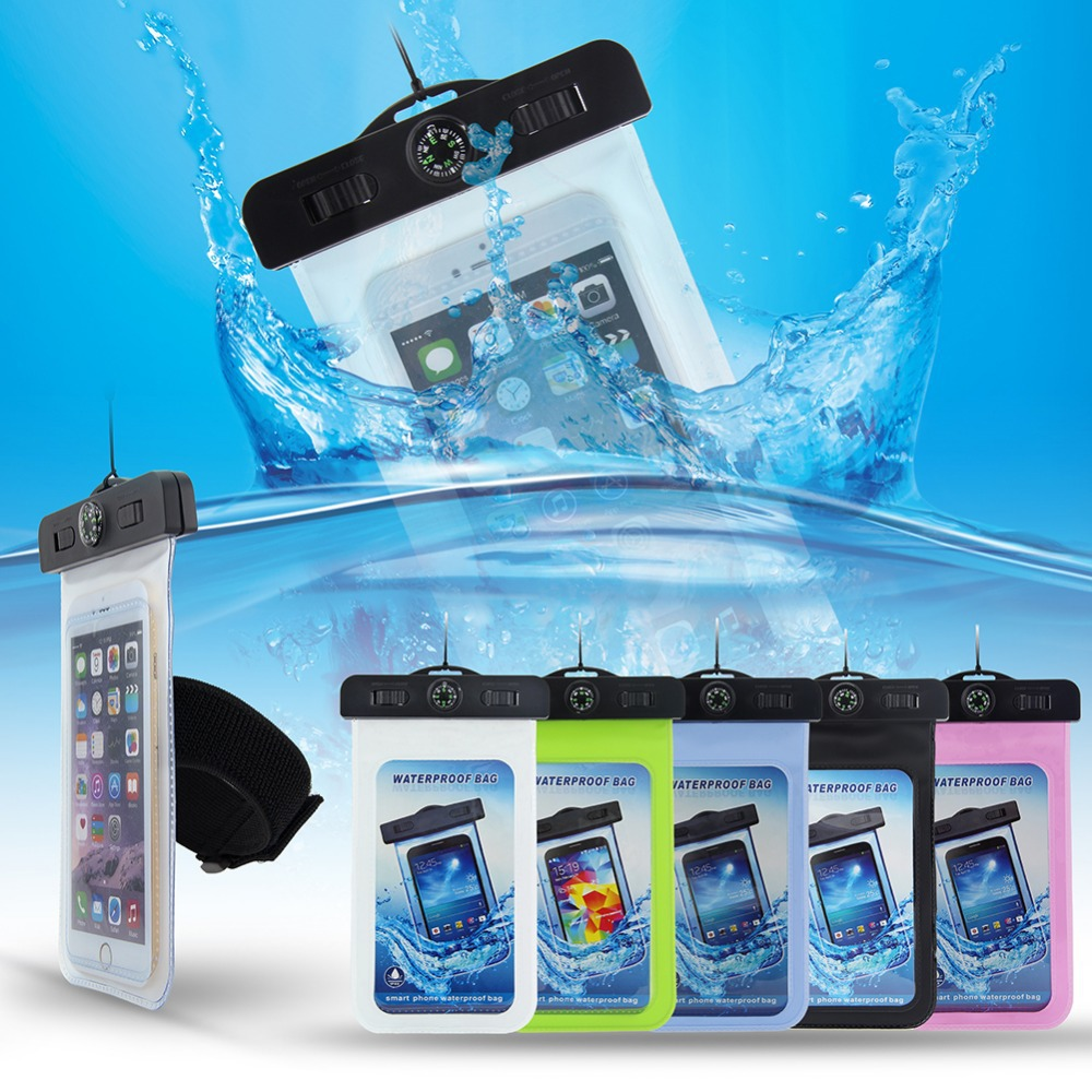 phone waterproof bag fundas coque capa de capinhas para celular for iphone 5 6 plus samsung. Black Bedroom Furniture Sets. Home Design Ideas