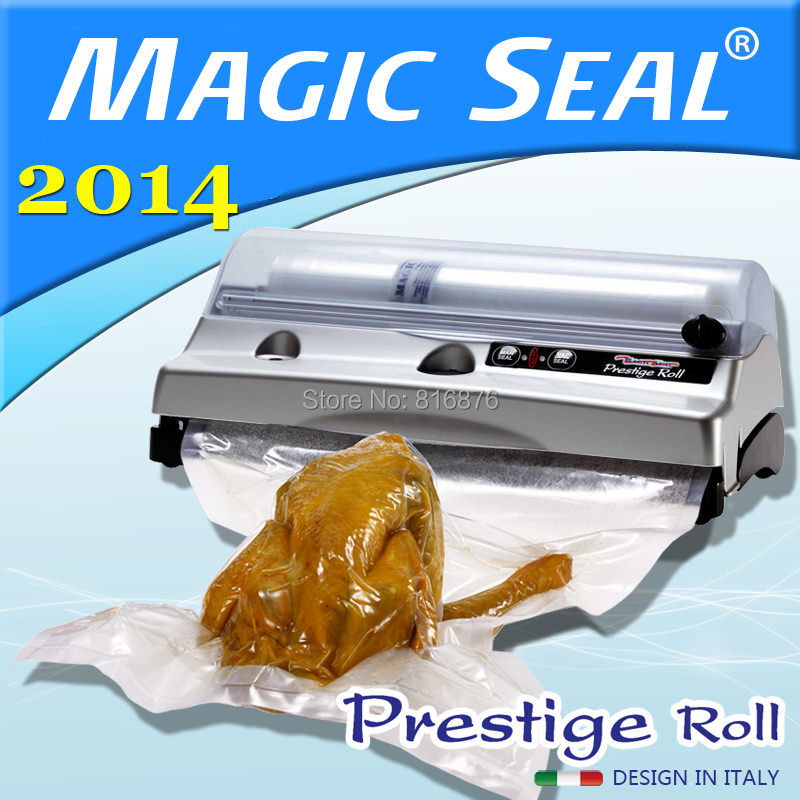 Magic Seal Household Vacuum Sealer/FoodSaver/Home Vacuum Machine/Food Preserver system  BEST PRICE WITH LOW SHIPPING COST!