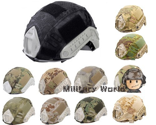 Emerson Paintball Wargame Army Airsoft Tactical Military Helmet Cover For Fast Helmet Vover BJ/PJ/MH Multicam/Typhon Camo**(China (Mainland))