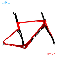 Buy SOBATO 700c carbon bike frames taiwan BSA/BB30 toray carbon t700 bikes frames Time track Aero UD/3k RAA for $499.00 in AliExpress store