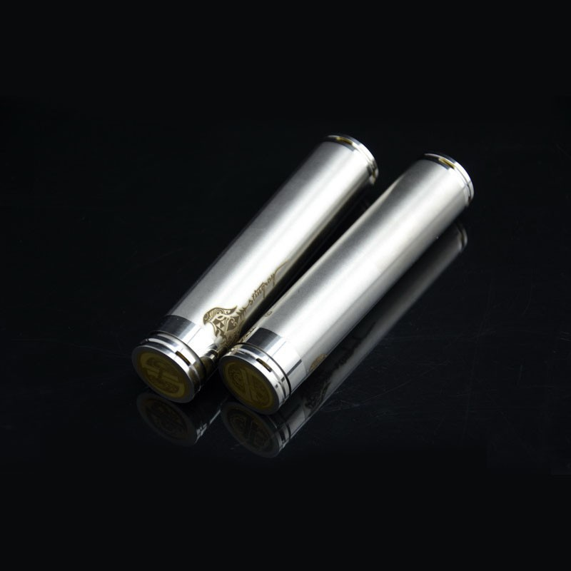 Mechanical mod clone copper ss stingray ecig E cigarette