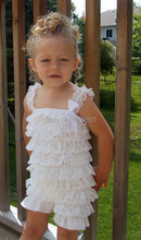 Posh Baby White Petti Romper -Newborn Lace Rompers- Summer Lace Romper Every Day Wear ( 31 colors for your choice )(China (Mainland))
