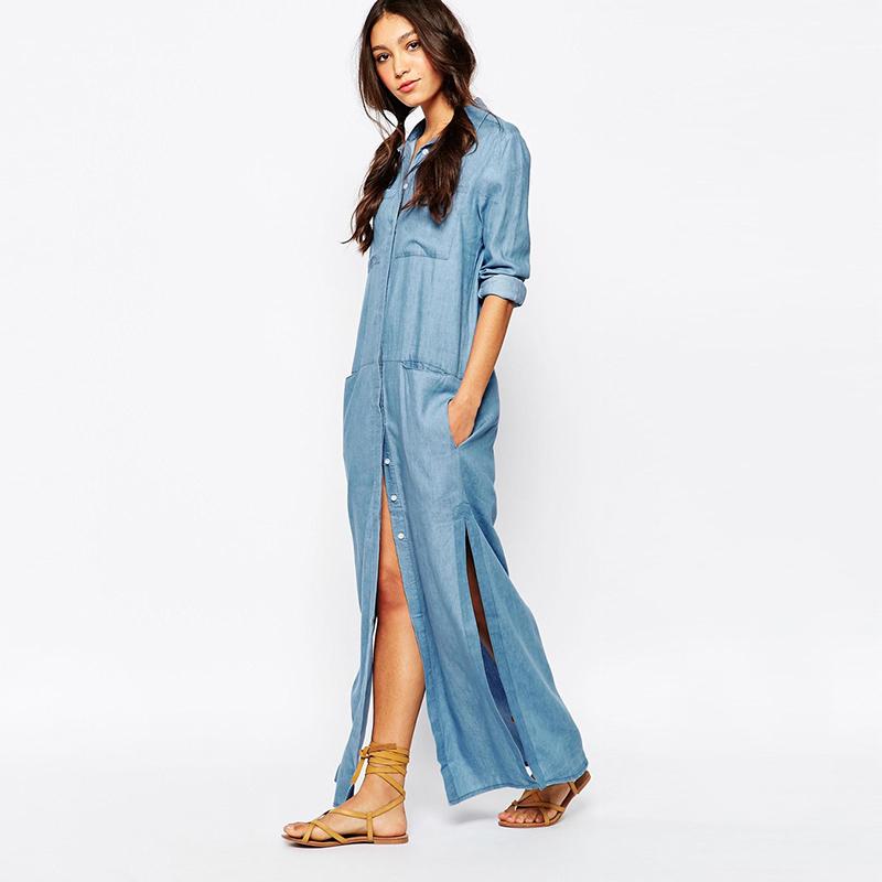 Galerry casual maxi length dresses