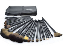 Women's Professinal Cosmetic Brushes 24 Pcs Makeup brush set Beauty Maquiagem PinceisMake up Tools Set Match Case Plus colors