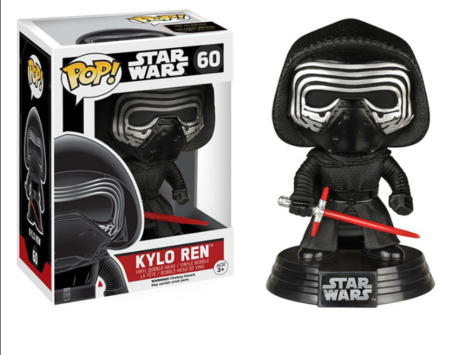 Star Wars Kylo Ren Action Figure
