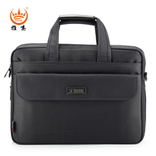 New fashion Men's Large capacity and multiple functions business Oxford laptop briefcase for man(China (Mainland))