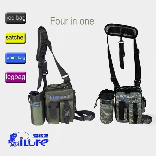 Buy ilure multi purpose fishing tackle for Reliable fish bags