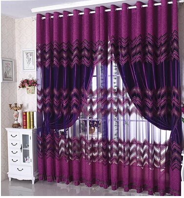 Purple Curtains For Bedroom Living Room Popular Purple Bedroom Curtains Buy Cheap Purple Bedroom Curtains Lots