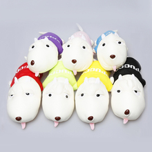7 Colors Cute dog Long Mouth Dog Car Charcoal Bag Remove The Taste Automotive Supplies Car Ornaments Drop Shipping CAR-015215(China (Mainland))