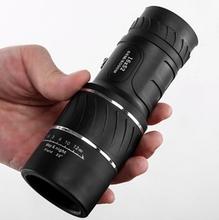 Nueva generación Monocular telescopio doble Focus16X52 Zoom telescopio LLL visión nocturna 66 – 1000 M viajes de campo de caza deportiva telescopio