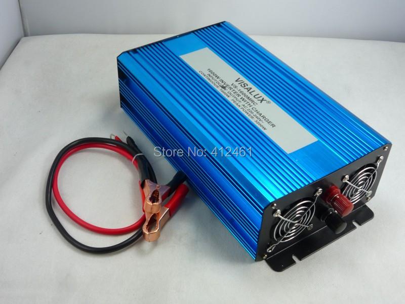 inversor painel solar Power inverter 2000W 24V 220V, off grid inverter 2000W pure sine solar invertor(China (Mainland))
