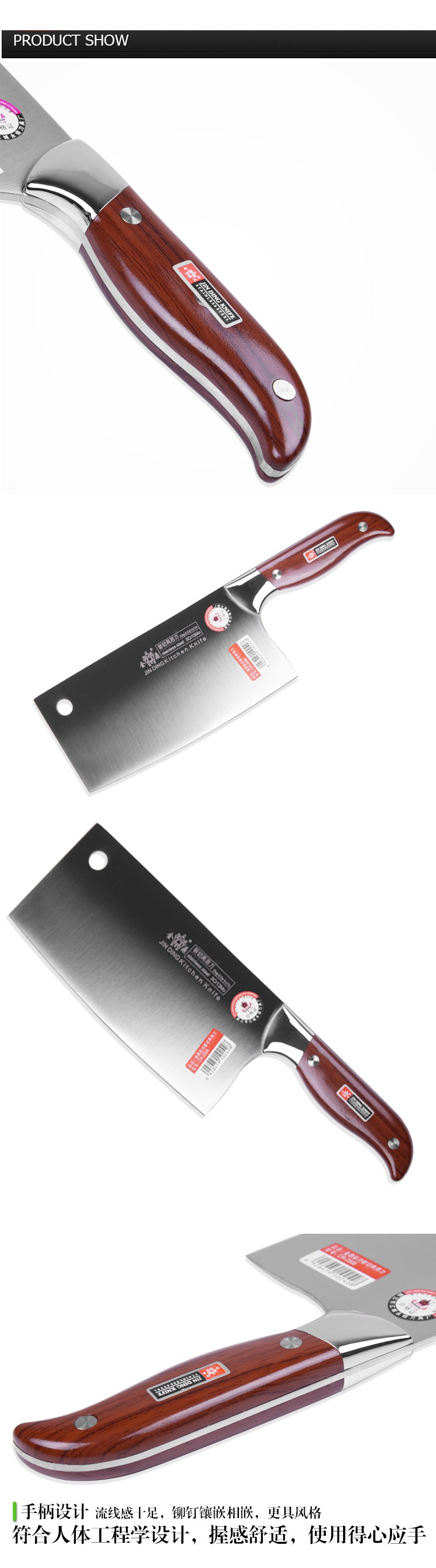 Buy kitchen knives knife kitchen accessories chef /shibazi knives vg10 santoku set cooking tools steel knifes cheap