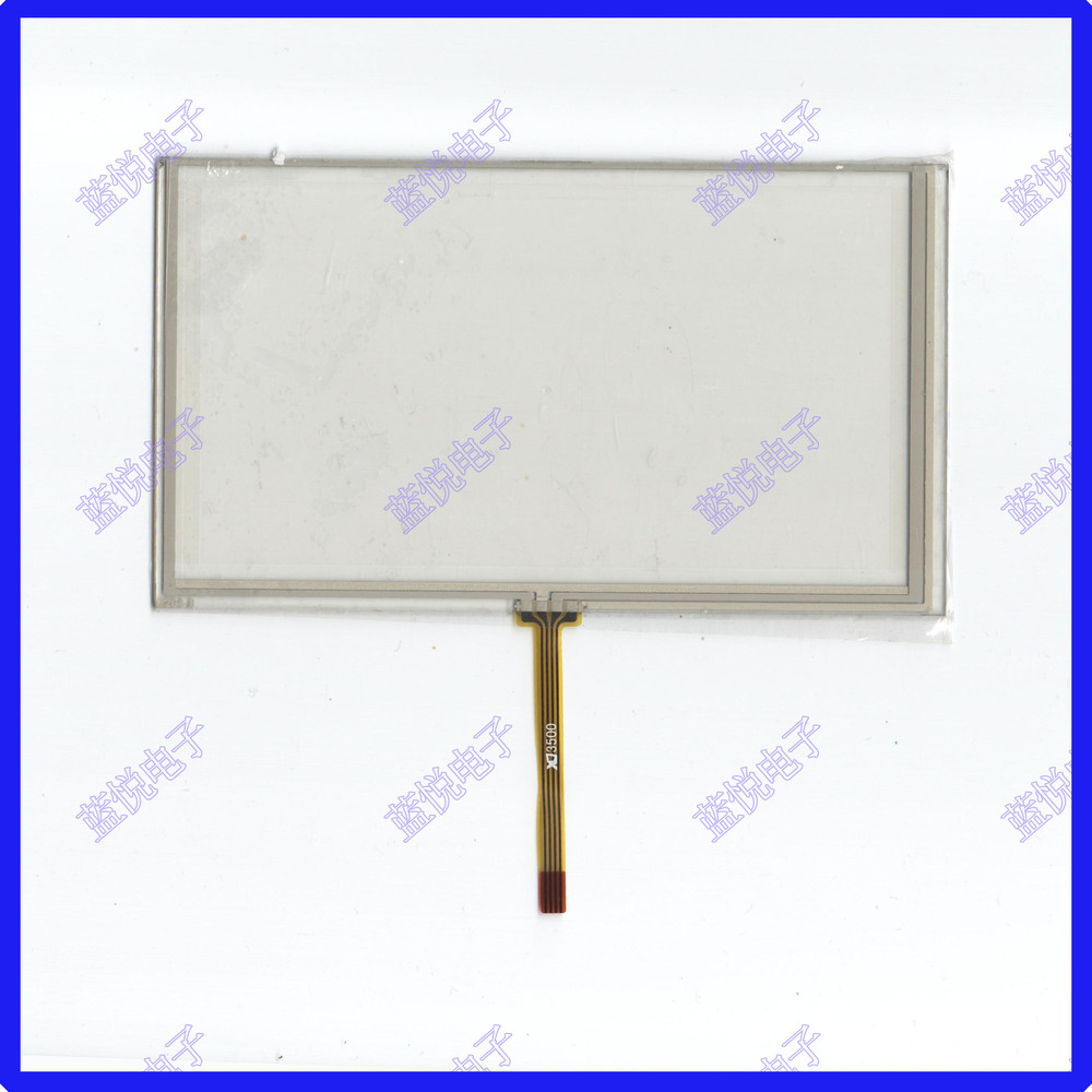 6.2 inch Great Wall C30 split external screen handwriting touch screen navigation system Four-wire resistive touch screen(China (Mainland))