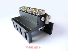 Rc car toy (4 valve) hydraulic valve model & machinery model multi-way valve for (hydraulic loaders) & (excavator model), etc.