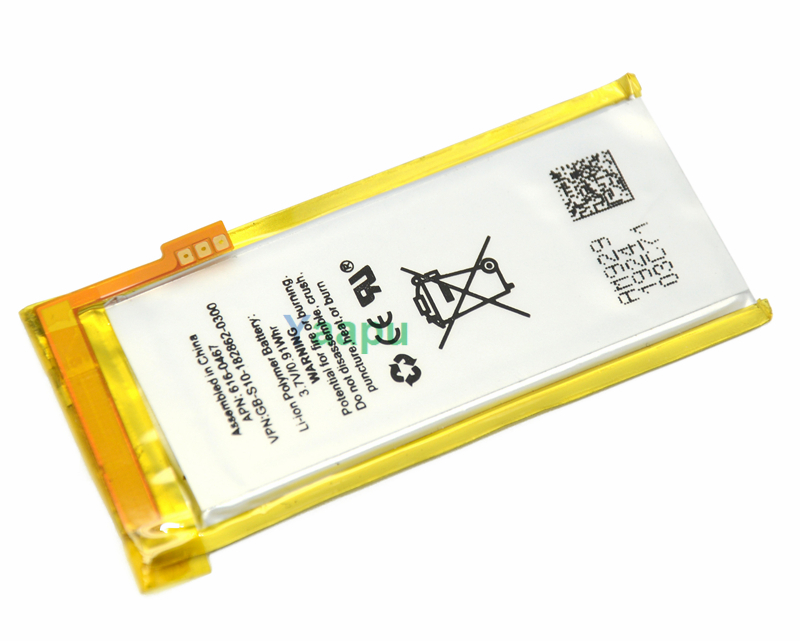 100% tested well Battery Replacement For iPod Nano 4 battery original(China (Mainland))