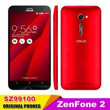 "Original Zenfone 2 ZE551ML for ASUS 64GB Intel Atom   FDD LTE 4G 5.5"" Android 5.0 13MP 1.8GHz 1920*1080P 4G RAM(China (Mainland))"