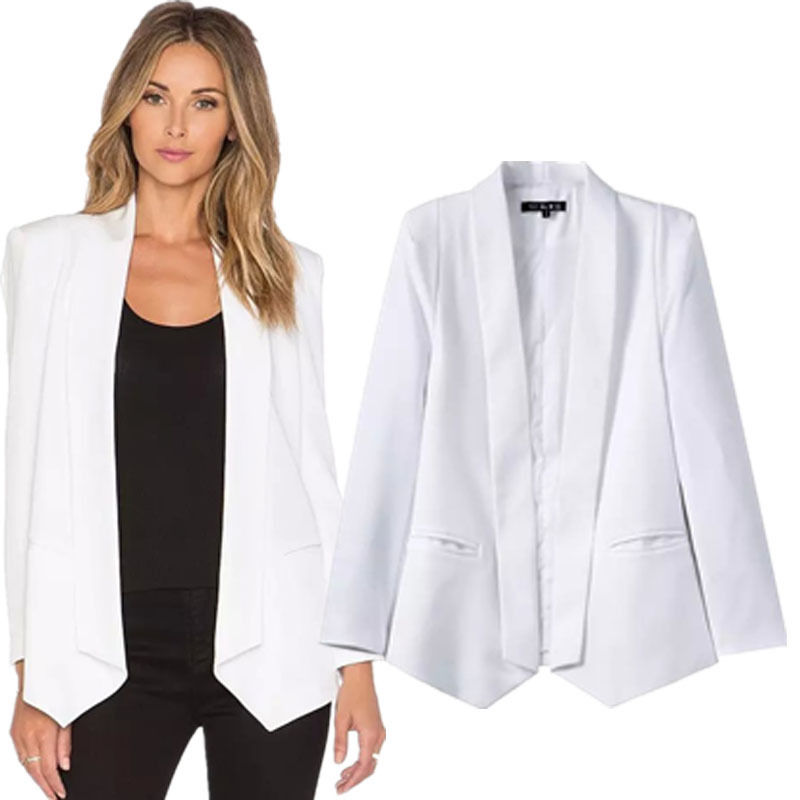 Shop our Collection of Women's White Jackets at 0549sahibi.tk for the Latest Designer Brands & Styles. FREE SHIPPING AVAILABLE!