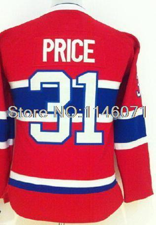 Ladies Hockey Jerseys #31 new arrived 2016 team uniform factory oem hockey jerseys embroidery mens tackle twill usa canada czech republic australia