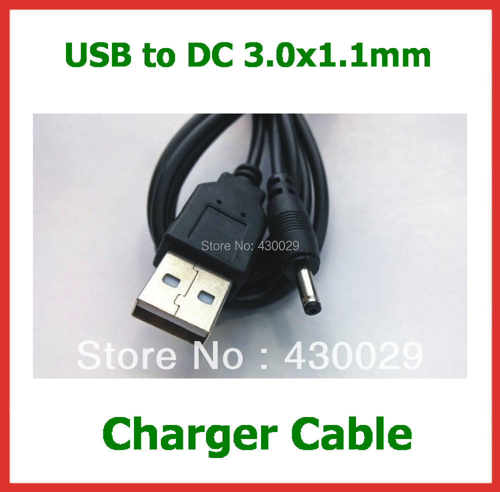 12V 2A USB Cable Lead Charger Power Acer Iconia Tab A500 A501 A200 A100 A101 Tablet PC DC 3.0x1.1mm  -  Billy Zeng store
