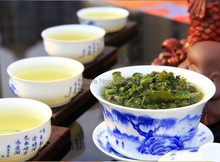 100g high class TieGuanYin tea Organic oolong tea sweet wulong Weight Lose Free Shipping