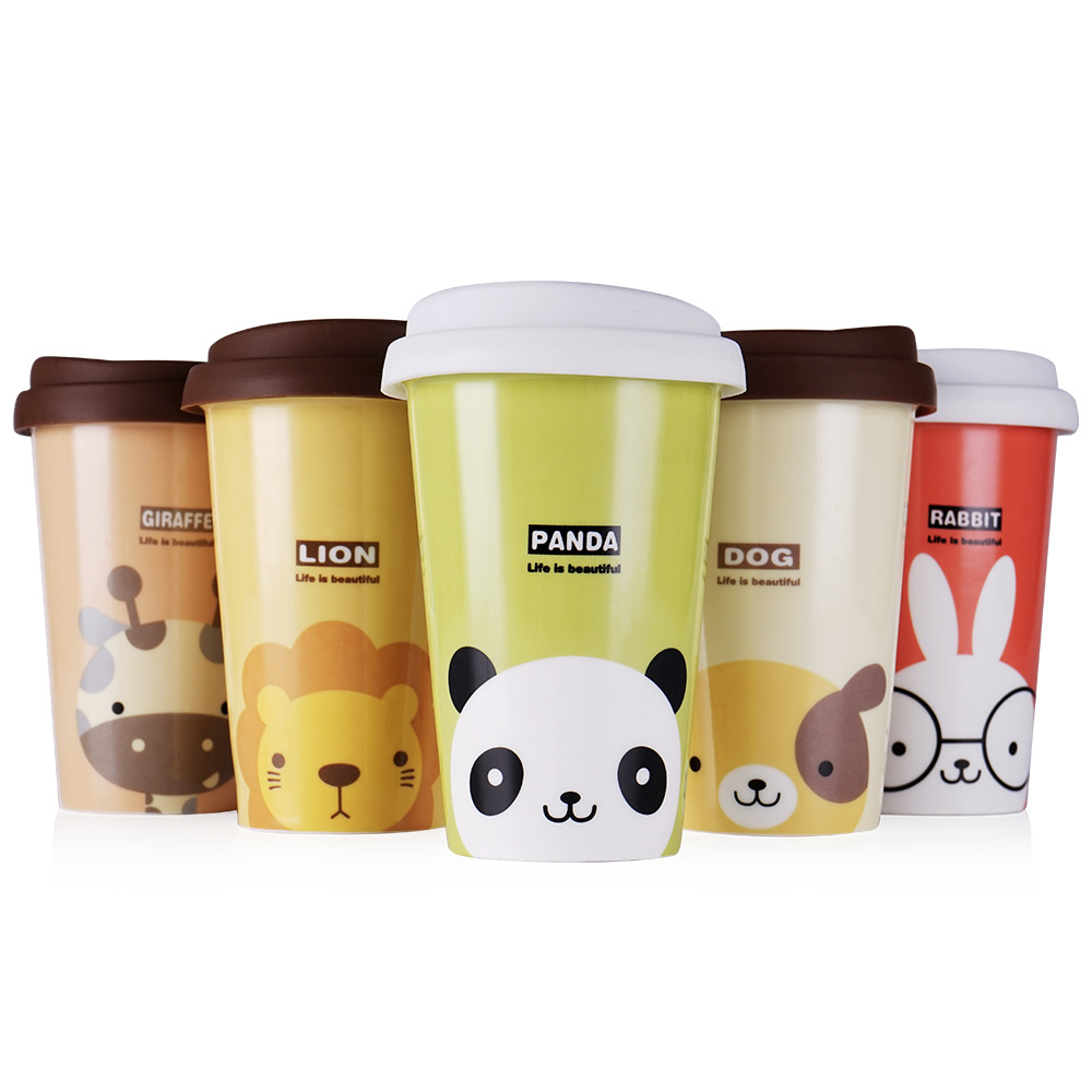 Online Buy Wholesale Ceramic Coffee Mug With Silicone Lid