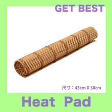 heat pad bamboo placemat mat sushi roll curtain maker(China (Mainland))