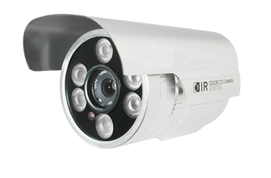 Waterproof HD 1200TVL IR Day/Night CCTV Security Camera<br><br>Aliexpress