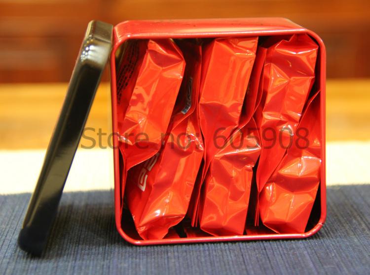2012 Wuyi Lao Cong Shui Xian Oolong Tea 50g box