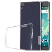 Buy Nillkin nature Transparent Clear Soft silicon TPU Protector case cover sony xperia xa ultra case (6.0 inch ) free for $6.52 in AliExpress store