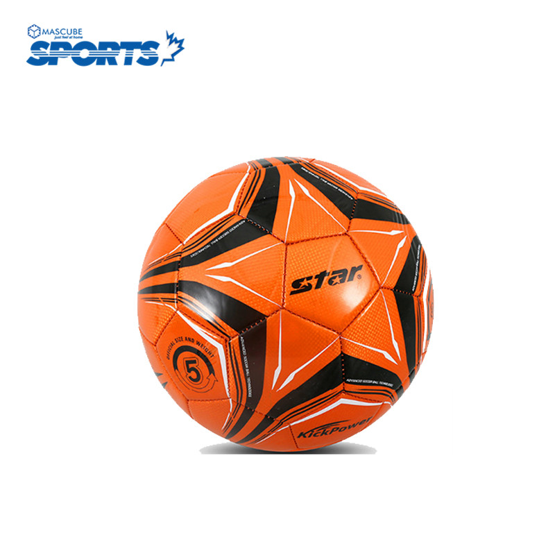 PVC Official Size 5 Hot Sale Soccer Ball Anti-slip Wear-resisting Granules Football Match Training Equipment Balls(China (Mainland))