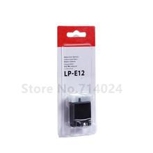 original LP-E12 digital batteries LP E12 LPE12 Camera Battery For Canon EOS M M2 100D Kiss X7 Rebel SL1