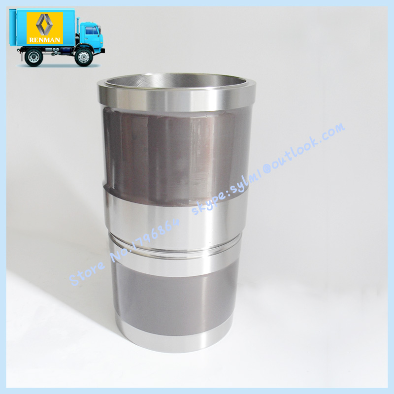 price of engine parts stainless steel cylinder liner China supplier 3800328(China (Mainland))