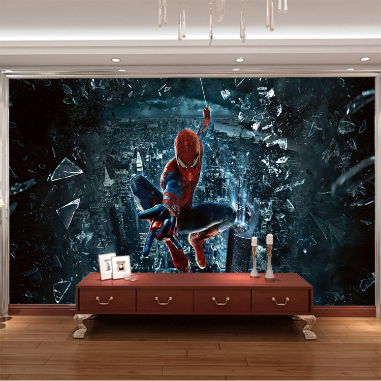 spiderman 3d fotos werbeaktion shop f r werbeaktion. Black Bedroom Furniture Sets. Home Design Ideas