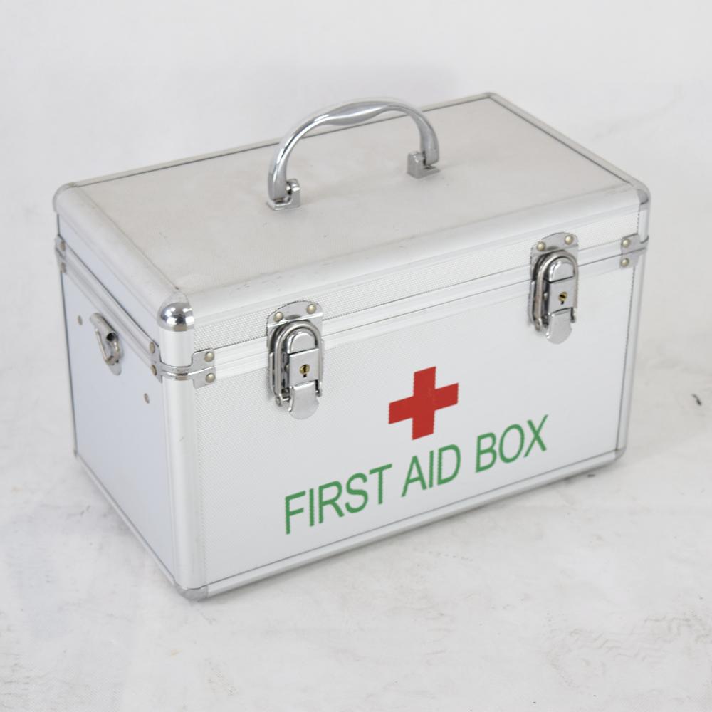 First Aid kit medicine cabinet medicine kit aluminium alloy kit 32cm*18cm*20cm<br><br>Aliexpress