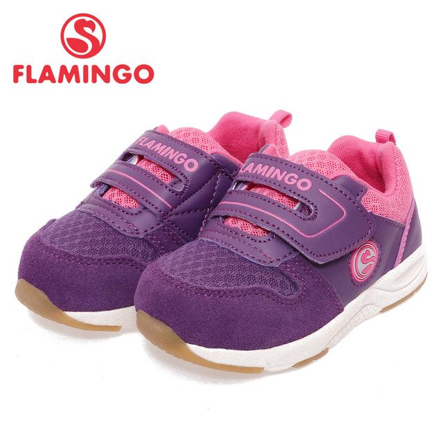 Фламинго 2016 новое поступление весна и осень дети высокое качество оптово-fashing детские анти-слип спортивная обувь NK5605 / NK5611