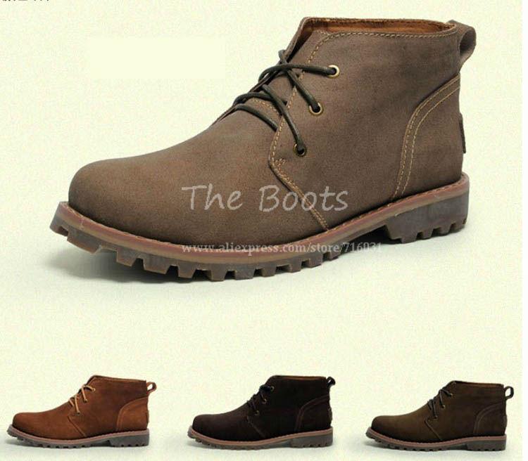 suede desert boots men page 1 - chukka