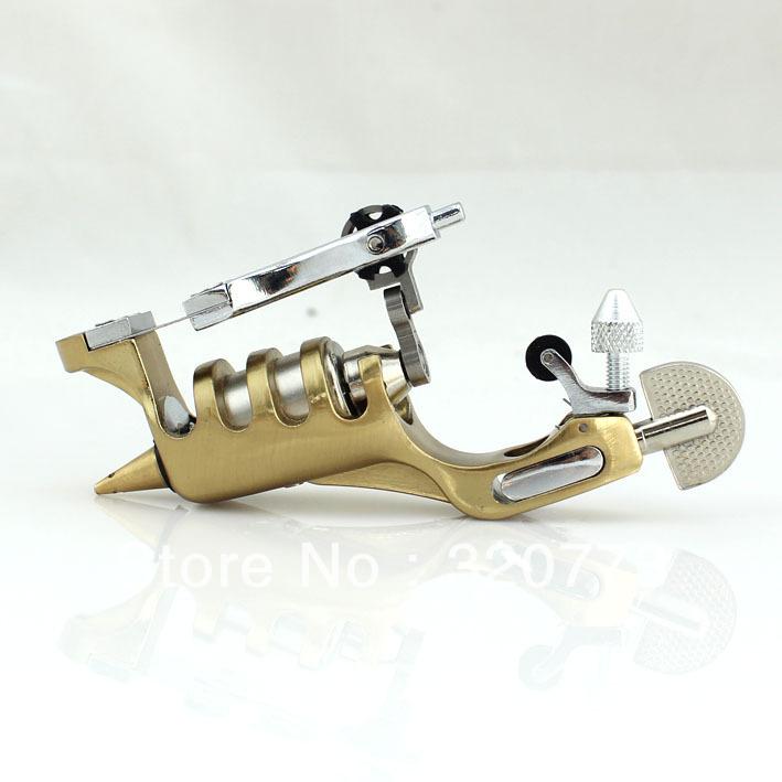 Rotary Tattoo Machine Equipment Golden - SUE WANG supplies store
