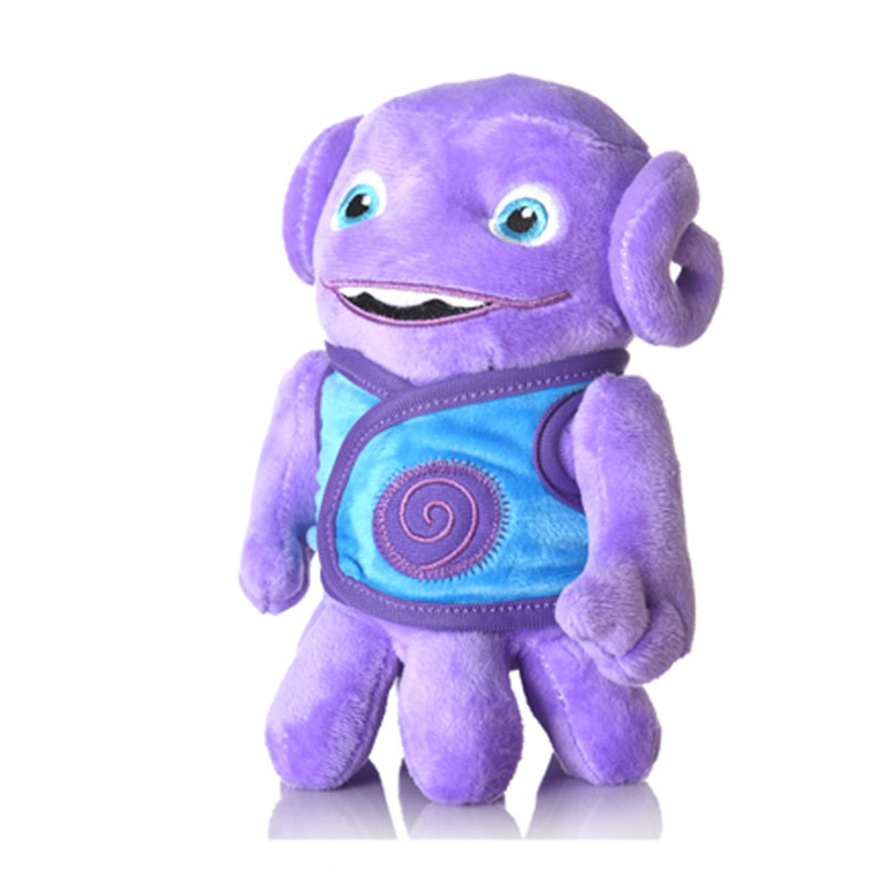 2015 New Dreamworks Movie HOME OH Boov Alien Stuffed Plush Doll Toys Captain Figure Toys Cartoon Lovely Kid Toy Baby Toys<br><br>Aliexpress