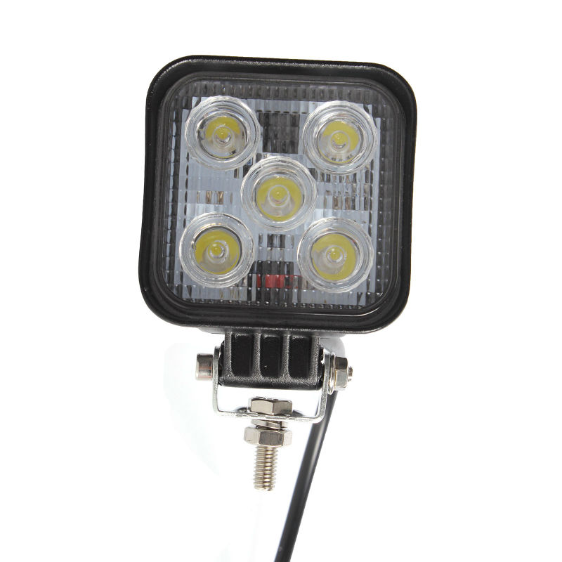 1pc 15W for Cree LED Work Light Bar for Indicators Motorcycle Driving Offroad Boat Car Tractor Truck 4x4 SUV ATV Flood(China (Mainland))