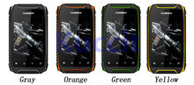 "IP67 Android Smartphone Waterproof Rugged Phone Shockproof Dustproof Outdoor Mobile Phone H1 MTK6752 Dual Core GPS 3.5"" Phone 3G(China (Mainland))"