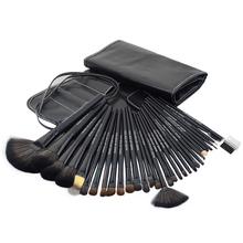 [U.K. Shipping] 32pcs Professional Makeup Brushes Brand Quality Make Up Brush Set for cosmetic Foundation blush powder kit(China (Mainland))