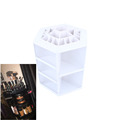1Pcs New Style 360 degree Makeup Organizer Box Brush Holder Jewelry Organizer Case Makeup Cosmetic Storage